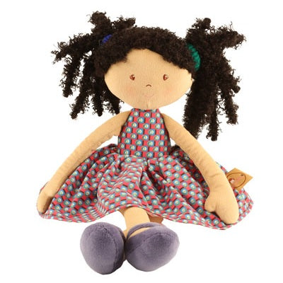 Clara Rag Doll - Fly Jesse- Unique, special and quality gifts