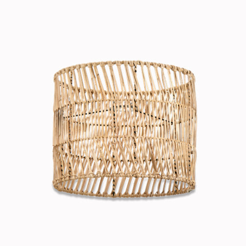 Nkuku Banso Wicker Lampshade - Fly Jesse- Unique, special and quality gifts