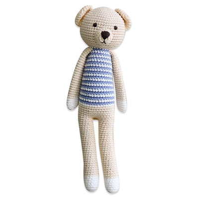 Imajo Handcrafted Crochet Slim Teddy