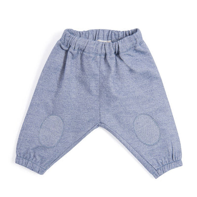 Moulin Roty Arthur Light Blue Trousers