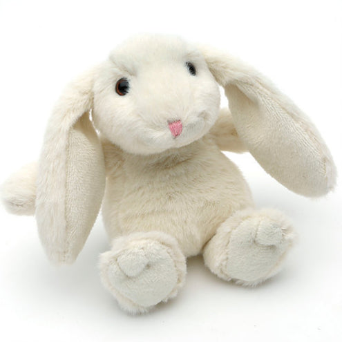 Small Cream Bunny Teddy - Fly Jesse- Unique, special and quality gifts