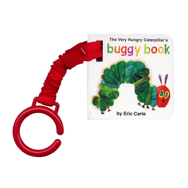 Very Hungry Caterpillars Buggy Book - Fly Jesse