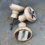 Matala Pearl Knob - Stripe - Fly Jesse- Unique, special and quality gifts