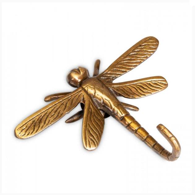 Dragonfly Wall Hook - Fly Jesse- Unique, special and quality gifts