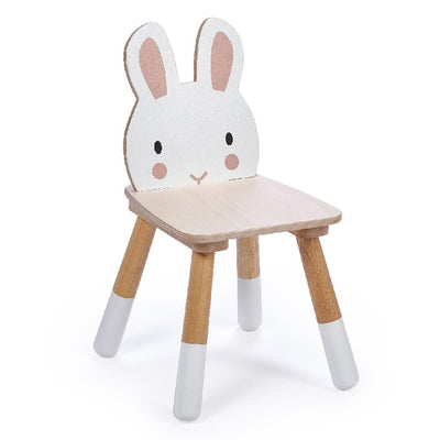 Forest Rabbit Wooden Chair - Fly Jesse- Unique, special and quality gifts