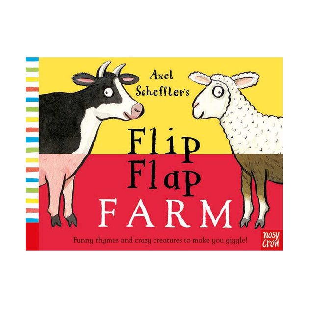 Flip Flap Farm Book - Fly Jesse- Unique, special and quality gifts