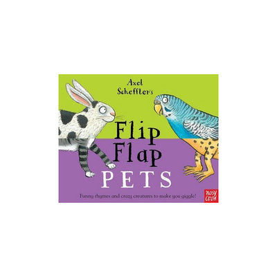 Flip Flap Pets Book - Fly Jesse- Unique, special and quality gifts