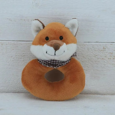 Fox Baby Rattle - Fly Jesse- Unique, special and quality gifts