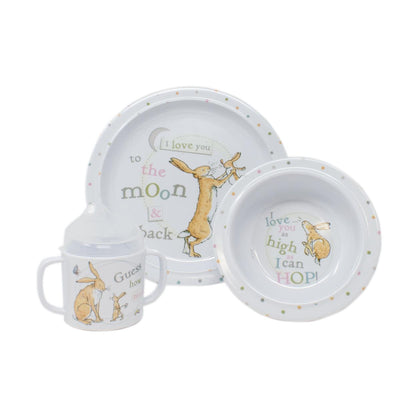 Guess How Much I love You Breakfast Set - Fly Jesse- Unique, special and quality gifts