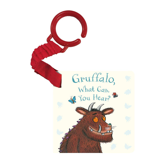 Gruffalo What Can You Hear Buggy Book - Fly Jesse- Unique, special and quality gifts