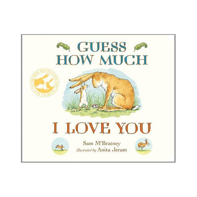 Guess How Much I Love You Book - Fly Jesse- Unique, special and quality gifts