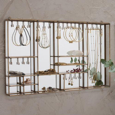 Wall Hanging Jewellery Box with Mirrors - Fly Jesse- Unique, special and quality gifts