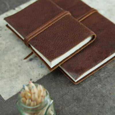 Kadira Leather Journal A6 - Fly Jesse- Unique, special and quality gifts