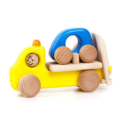 Bajo Wooden Breakdown Lorry