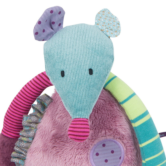 Moulin Roty Mouse Teddy Soft Toy - Fly Jesse- Unique, special and quality gifts