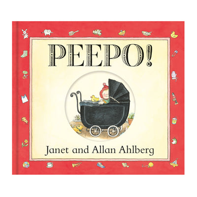 Peepo Book - Fly Jesse- Unique, special and quality gifts