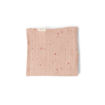 Petit Pehr Stardust Pink Small Swaddle