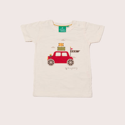 Little Green Radicals Off On A Journey T-Shirt