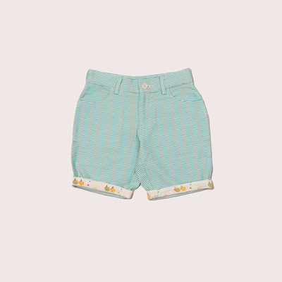 Little Green Radicals Corn Silk Sunshine Shorts
