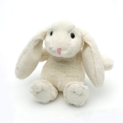 Mini Snuggly Bunny in Cream - Fly Jesse- Unique, special and quality gifts