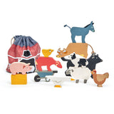 Stacking Wooden Farm Yard Animals - Fly Jesse- Unique, special and quality gifts