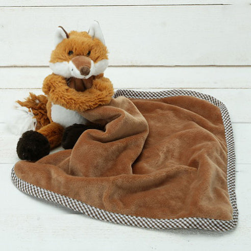 Fox Toy Baby Soother - Fly Jesse