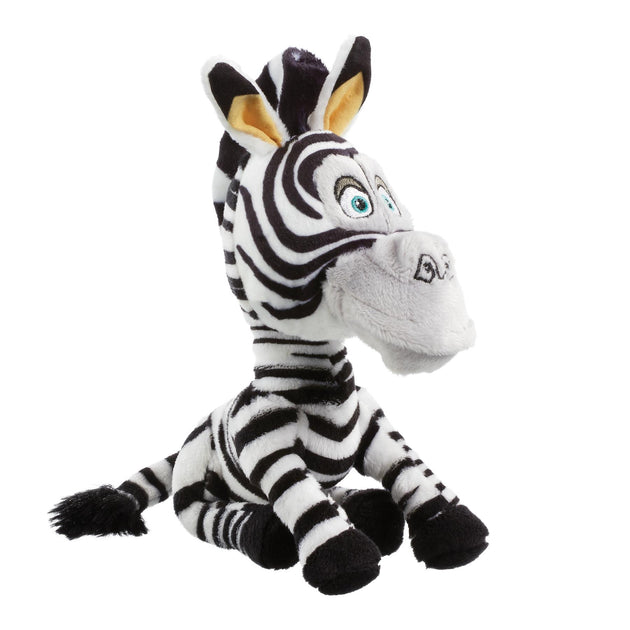 Marty Zebra Soft Toy Teddy