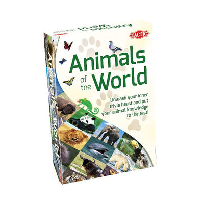Inside Out Toys Animals of the World Educational Game