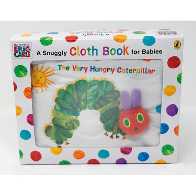 Very Hungry Caterpillar Snuggly Cloth Book