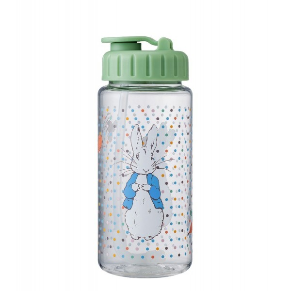 Bottle in Tritan 0.35L Peter Rabbit - Fly Jesse- Unique, special and quality gifts