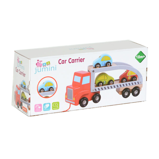 Wooden Car Carrier - Fly Jesse- Unique, special and quality gifts