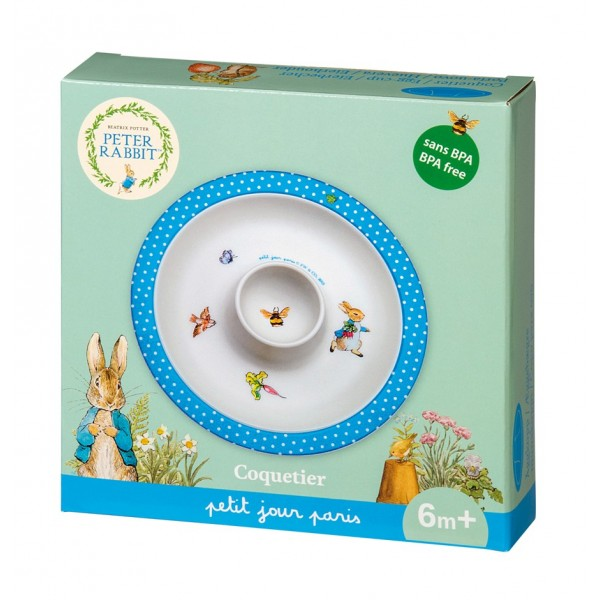Egg-Cup Peter Rabbit - Fly Jesse- Unique, special and quality gifts