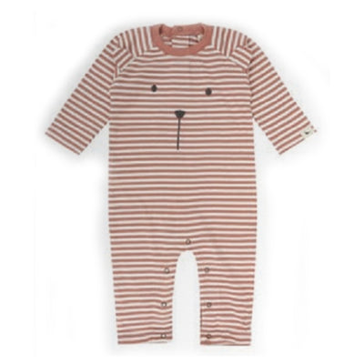 Little Green Radicals Pink Stripe Shortie