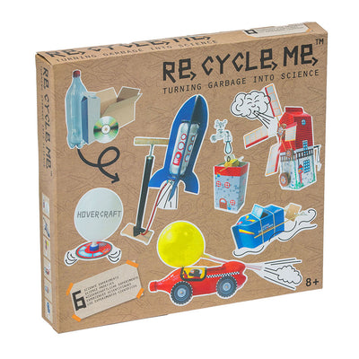 Inside Out Toys ReCycleMe Large Science Projects