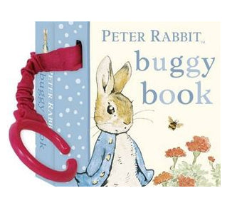 Peter Rabbit Buggy Book - Fly Jesse- Unique, special and quality gifts
