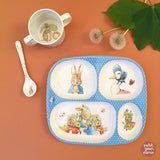 Peter Rabbit Double Handled Cup With Anti-Slip Base