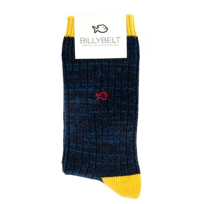 Men's Cotton Socks The Swedish - Fly Jesse- Unique, special and quality gifts