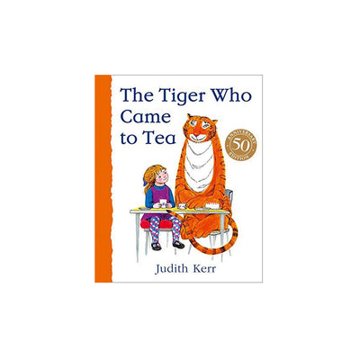 The Tiger Who Came For Tea - Fly Jesse- Unique, special and quality gifts