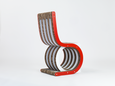 Twist Chair by Lessmore