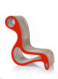 Chaise Longue X2Chair by Lessmore