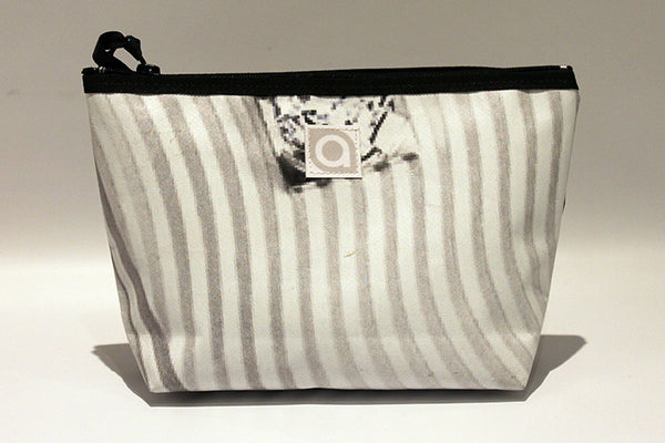 Pochette large Stripes