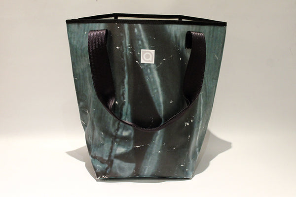 Shopper medium Black & Green