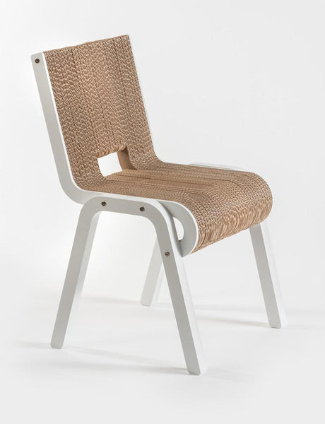 Sedia in cartone Less Chair by Lessmore