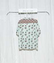 "Load image into Gallery viewer, Tania George Short Sleeve Shirt ""Bushar"""