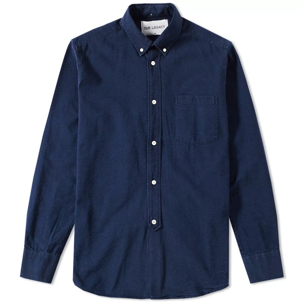 Our Legacy 1940's Shirt Rinse Wash