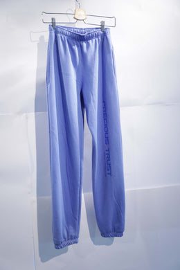 Precious Trust Sweatpants Baby Blue