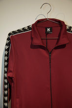 Load image into Gallery viewer, Kappa Kontroll Banda Jacket Burgundy
