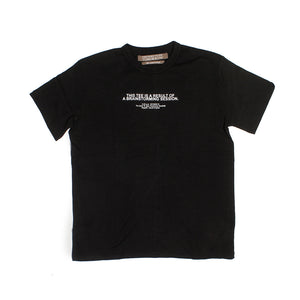 "Too Dark To See Tomorrow ""Brainstorming Session Tee"""