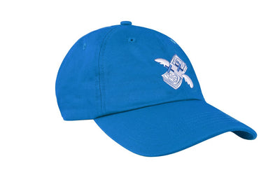 Broke Club Official Dead Money Cap Blue