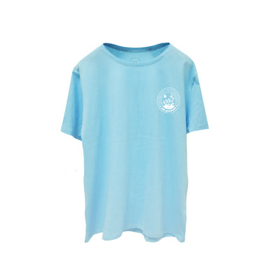 OPENISM x UNTY ACA Light Blue Tee